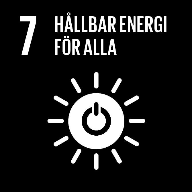 FN:s 17 globala hållbarhetsmål: 7 Hållbar energi för alla