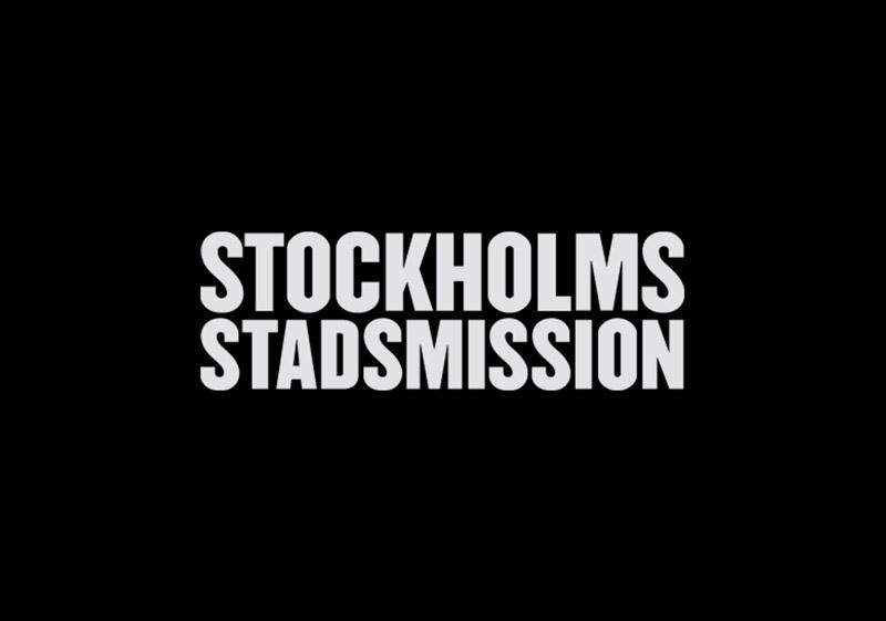 Stockholms-stadsmission logga. Klicka här för att gå till deras hemsida.